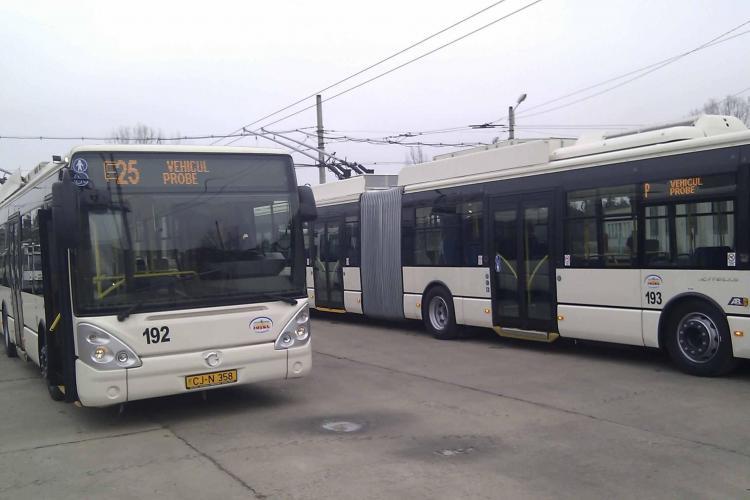 Cluj - Programul autobuzelor de Paște. De Înviere circulă liniile 25, 30 și 46