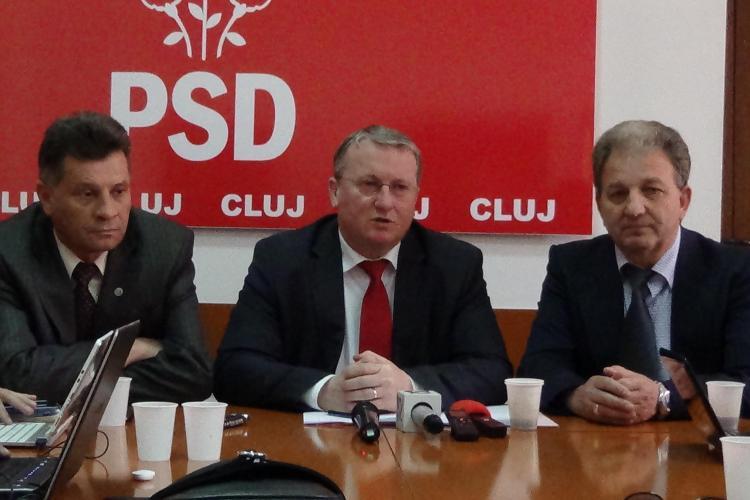 Sindicatul BNS susține PSD Cluj la alegerile europarlamentare