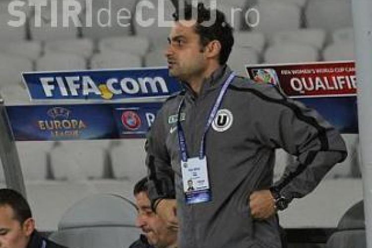 Teja crede că Vasluiul va veni cu prima echipă la Cluj