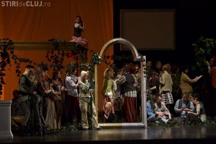 "Spectacolul ""IL TROVATORE"" se rejoacă la Opera Maghiară"