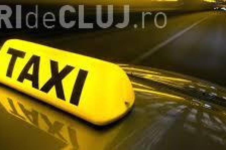 Un taximetrist clujean a refuzat să preia o cursă de pe o stradă nereparată