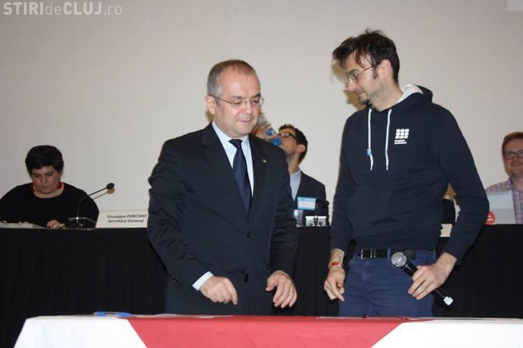Cluj Capitală Europeană a Tineretului 2015 - S-a semnat și ultimul act la Bruxelles - FOTO