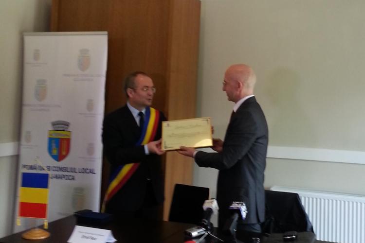 Ambasadorul Franței apreciază Clujul: Aveți numeroase atuuri pentru a câștiga titlul de Capitală Culturală Europeană