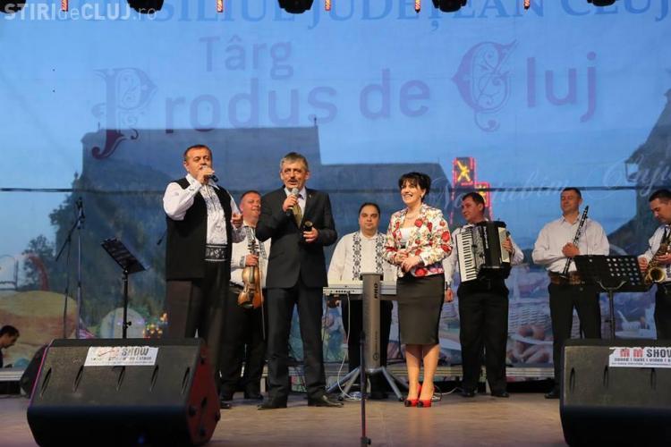 """""""Produs de Cluj"""" ajunge la Zalău. Va cânta clujeanul Arpi Torok, de la Vocea României"""