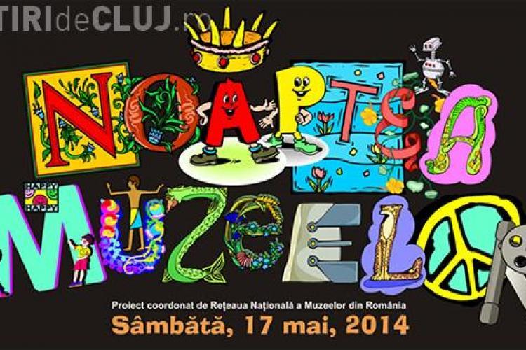 Noaptea Muzeelor Cluj 2014 - Tot ce puteți face la Cluj în 17 mai