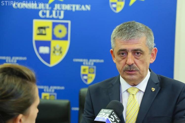 Al patrulea parc industrial al Clujului se face la Feleacu! AZI s-a SEMNAT contractul