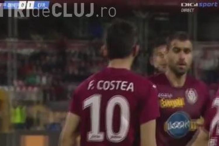 Dinamo - CFR Cluj 0-3 - REZUMAT VIDEO - Scor de maidan