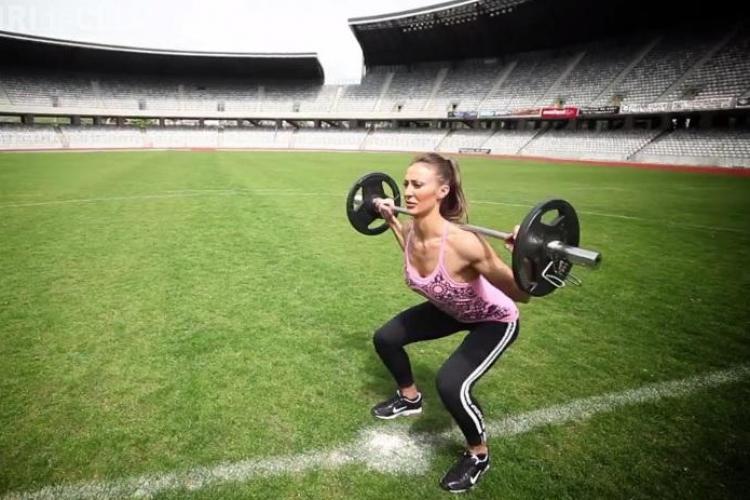 Living Fit, în 18 mai, pe Cluj Arena. Vor fi 1.000 de oameni care fac sport - VIDEO
