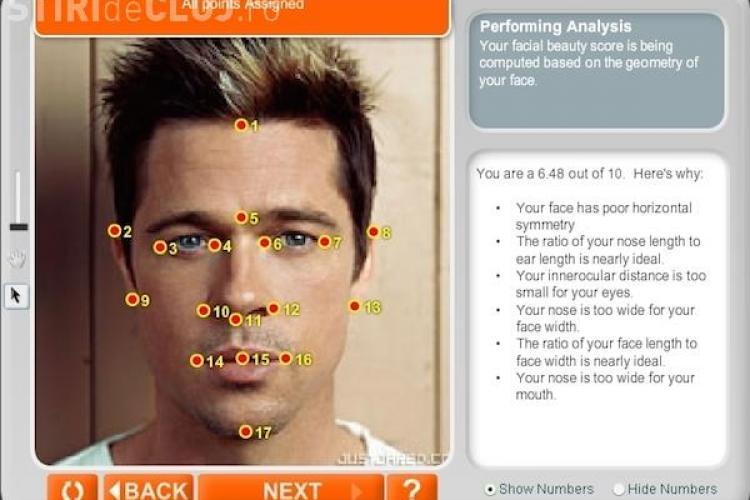 Testul care îți spune cât ești de frumos