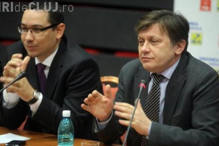 Antonescu a cerut la Tribunal desființarea USL. Ce a spus Ponta