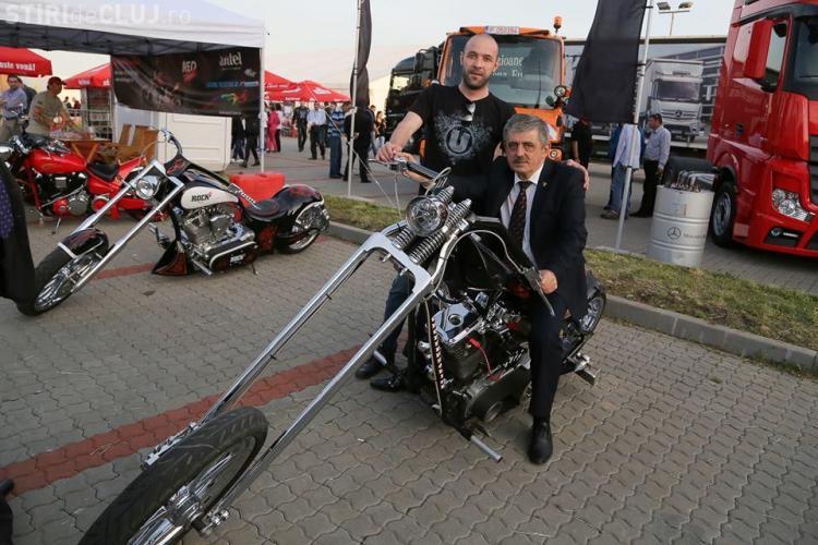 Uioreanu promovează Festivalul Transportatorilor! Ce poți face sâmbătă și duminică la festival? - FOTO