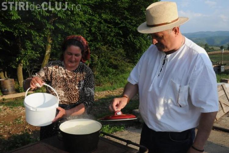 Chirurgul Toma Mugea s-a apucat de oierit și a îregistrat la OSIM Mielul de Carne Transilvan