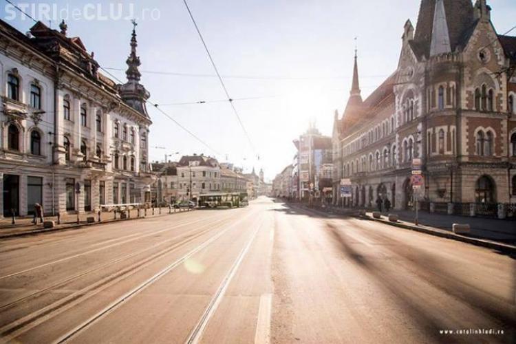 Începe lucrul la Calea Baciului și apoi urmează alte 14 străzi din Cluj-Napoca