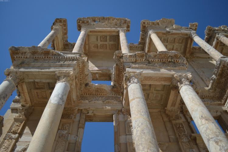 Descoperiți Turcia: Orașul antic Efes și Casa Fecioarei Maria, două atracții turistice ce merită să le vedeți măcar odată în viata