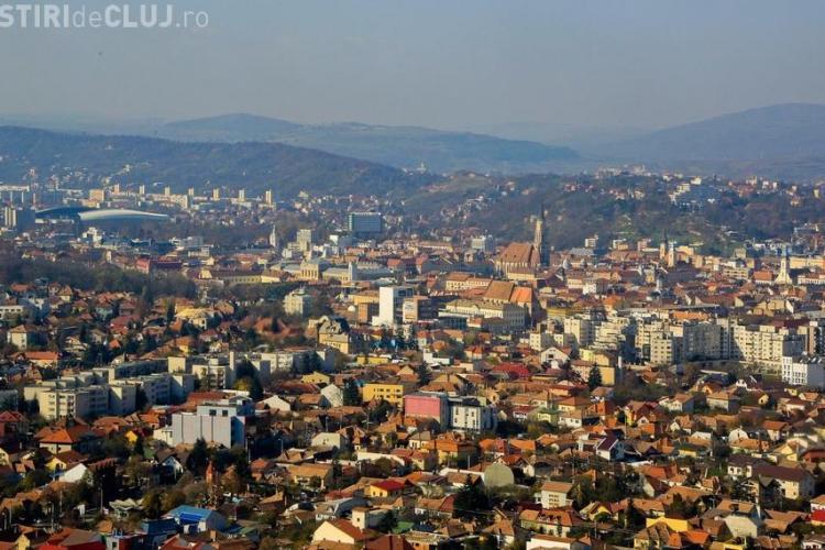 Cluj-Napoca - LIDER la atragerea de bani europeni. Orașul este pe primul loc între polii de creştere la absorbţia de bani europeni
