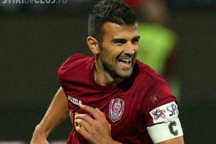 Cadu poate face istorie la CFR Cluj! Va pleca portughezul?