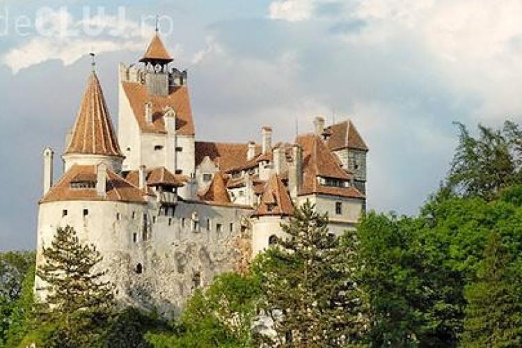 Gafă de zile mari a unui cotidian britanic: Castelul Bran este de vânzare