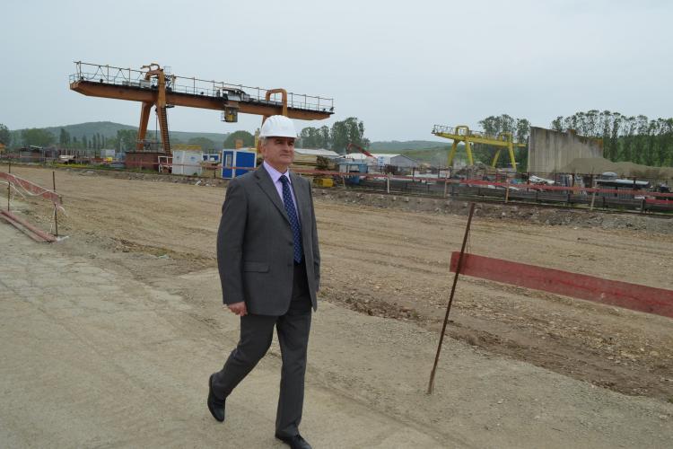 """ACI construiește o Fabrică de Confecții Metalice la Cluj, din fonduri europene:  Vor fi create """"18 locuri de muncă noi"""" plus alte 60"""