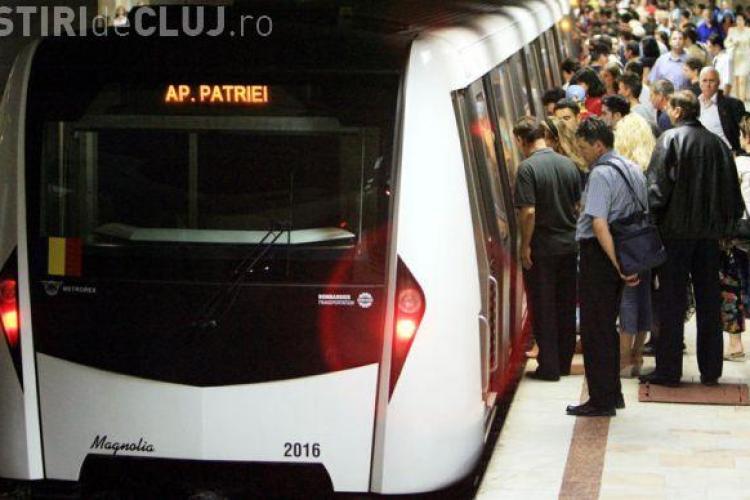 Dacă nu în București, atunci unde? Au cumpărat metrouri care nu încap în stații