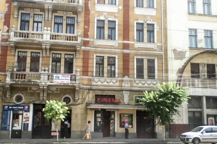 """Cinema """"Favorit"""", cel mai vechi cinematograf din Transilvania, deschis din nou pentru clujeni. Vezi ce va fi acolo"""
