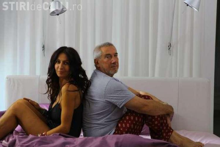 Mihaela Rădulescu şi Dan Chişu formează din nou un cuplu
