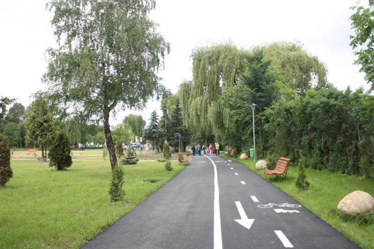 Taxa 1 leu în parcurile din Cluj - Propunere