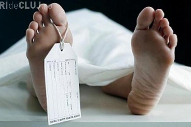 Bărbat mort, găsit pe câmp în Cluj