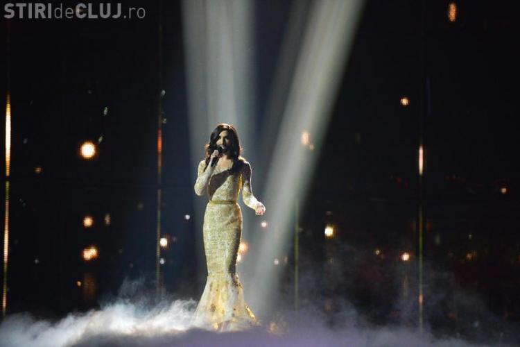 Conchita Wurst a câștigat Eurovision 2014! - VIDEO - Povestea transexualului cu barbă
