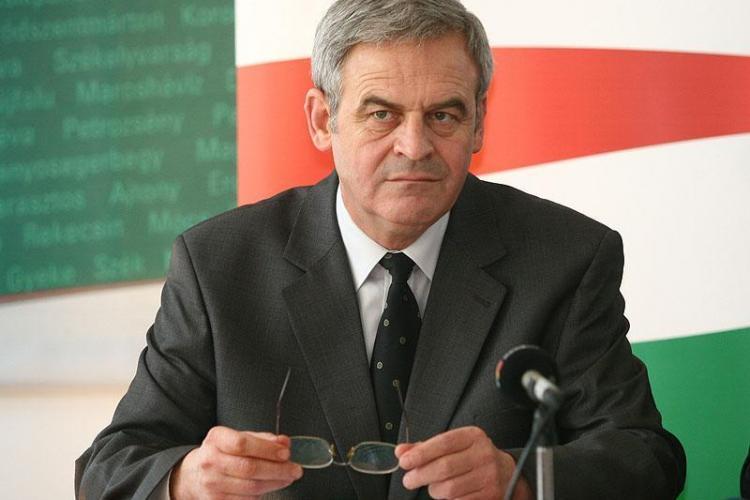 Laszlo Tokes și PPMT protestează la Roșia Montană