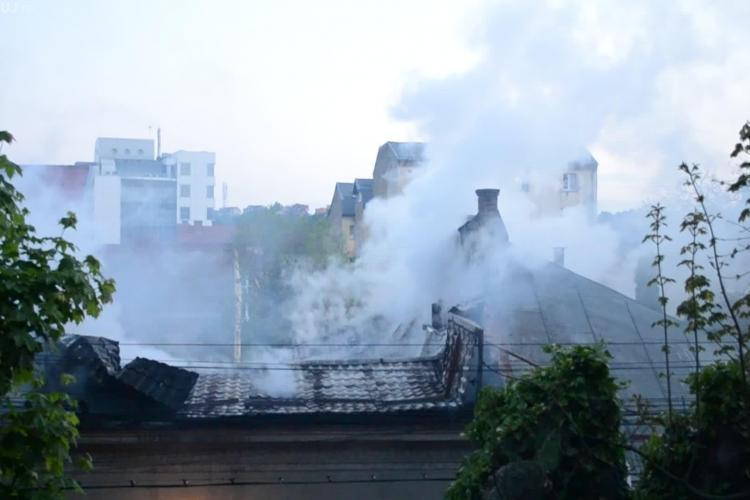 Incendiul de la restaurantul LIVADA a ars mocnit. Totul era din lemn - VIDEO de la prima oră