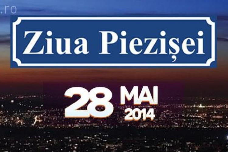 Ziua Piezișei! Studenții dau mare petrecere în 28 mai cu spumă și concerte până dimineață