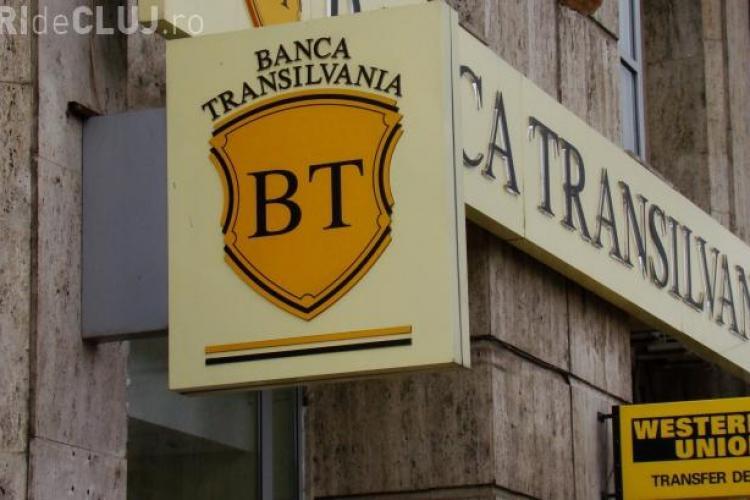 Tranzacție SURPRIZĂ la Banca Transilvania
