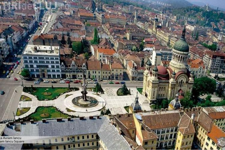 Clujul, unul dintre cele mai iubite orașe din Europa. A depășit Parisul și Viena. Vezi sondajul facut de Comisia Europeana