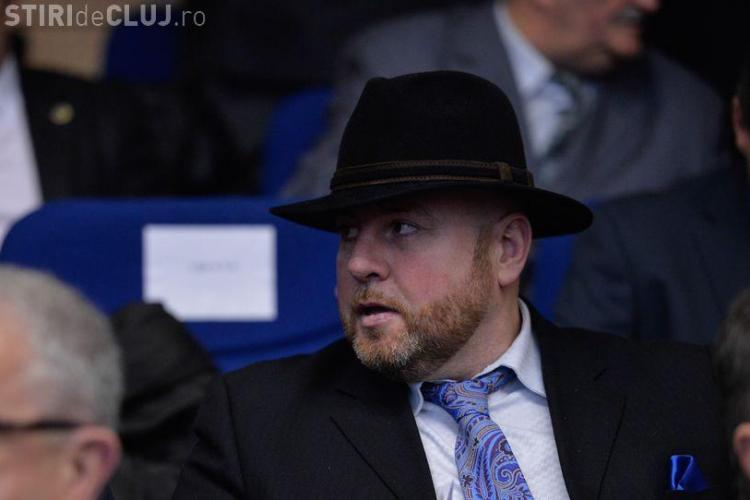Clujeanul Adrian Marţian, finanţatorul de la UTA, bănuit că ar paria pe meciurile echipei sale