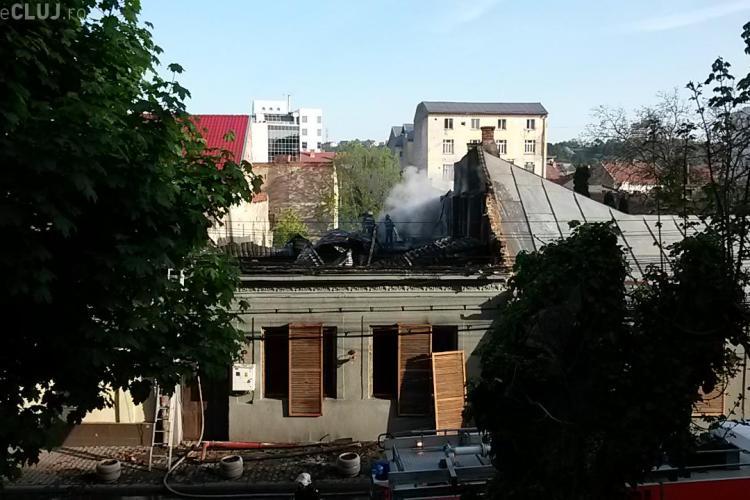 Incendiul de la restaurantul LIVADA a pornit de la un reșou uitat în priză