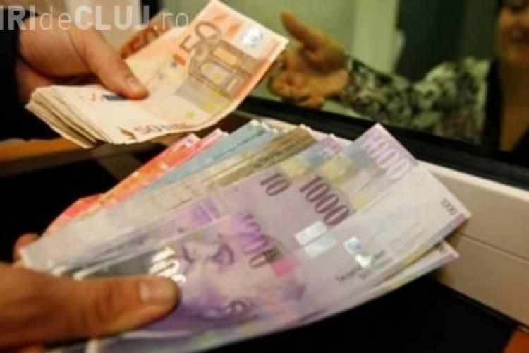 Un bulgar a dat o țeapă de 2.500 de euro la o casă de schimb valutar din Cluj-Napoca