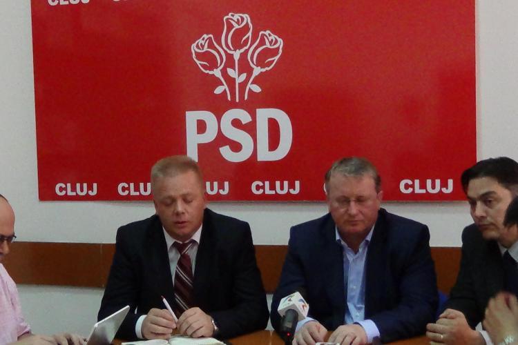 PSD a câștigat alegerile în Cluj-Napoca. UDMR este peste PDL