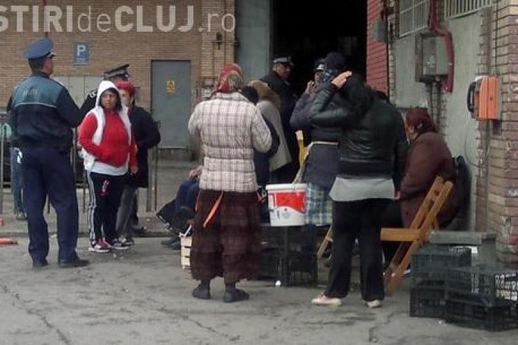 Cerșetorii săltați de Poliția Locală din centrul Clujului. Ce amenzi s-au aplicat?