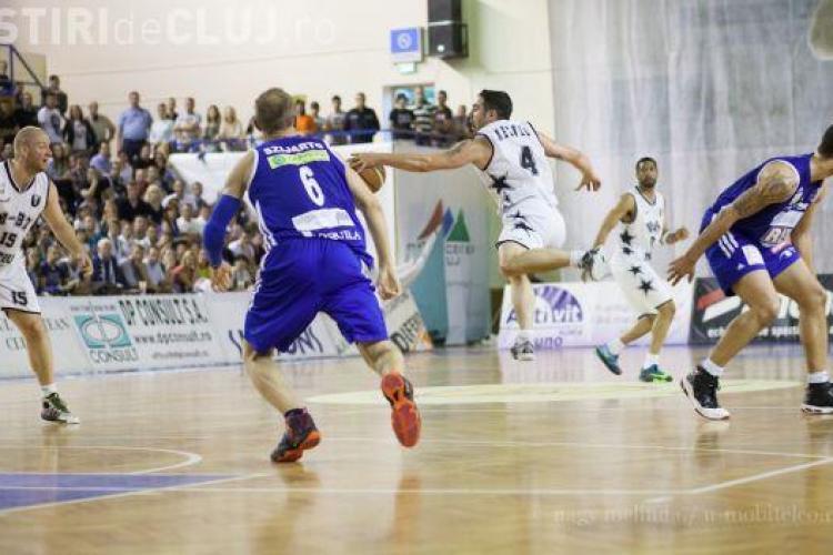 U BT Mobitelco a obținut victoria cu CSU Ploiesti, scorul e 2-1