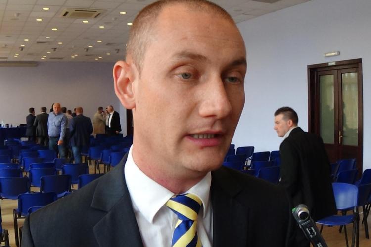 Mihai Seplecan, candidat la funcția de președinte interimar al Consiliului Județean Cluj. Ce înseamnă acest lucru? - VIDEO