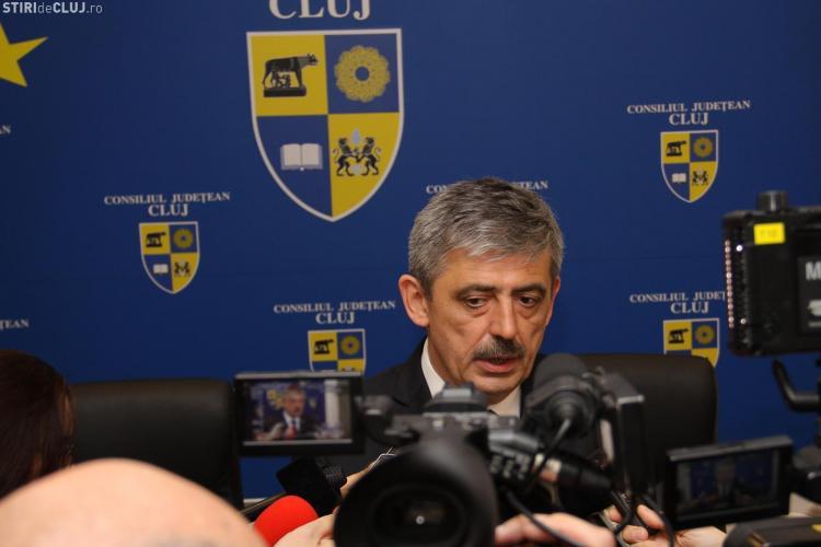 UIOREANU REȚINUT de DNA Cluj pentru MITĂ. A fost reținut și un om de afaceri din Iclod