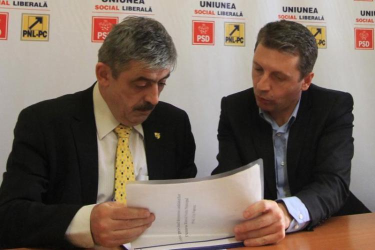 Horea Uioreanu și Ioan Petran nu demisionează. PNL e pe locul 4 în județul Cluj