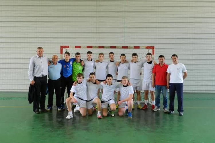 HANDBAL: LPS Cluj, calificată la Turneul Final de juniori 3