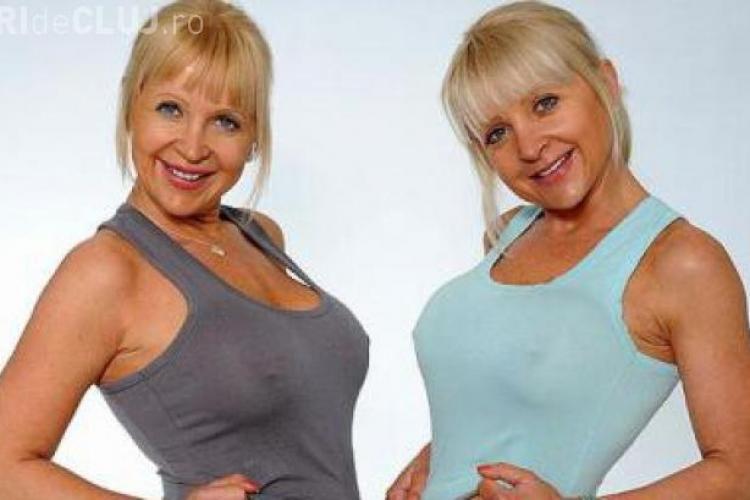 Două surori au cheltuit zeci de mii de lire pentru a fi identice
