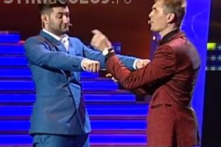 Cum a gafat Cristian Gog în finala de la Românii au talent - VIDEO