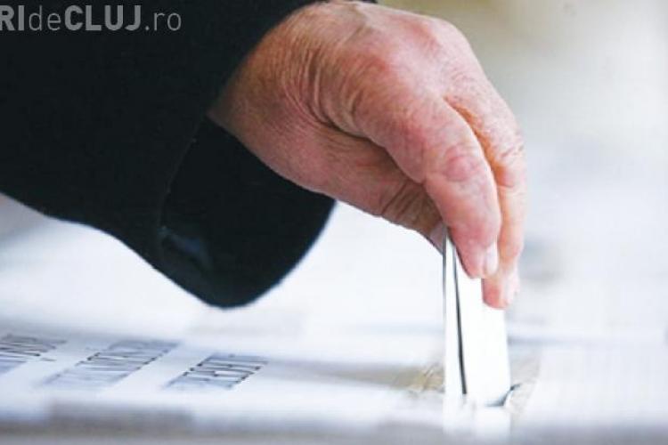 Rezultate finale ALEGERI EUROPARLAMENTARE CLUJ: Alianța PSD-UNPR-PC, marea câștigătoare