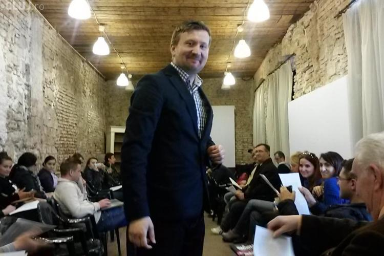Alegeri zbuciumate la Asociația Presei din Cluj!! Cine este noul președinte - FOTO