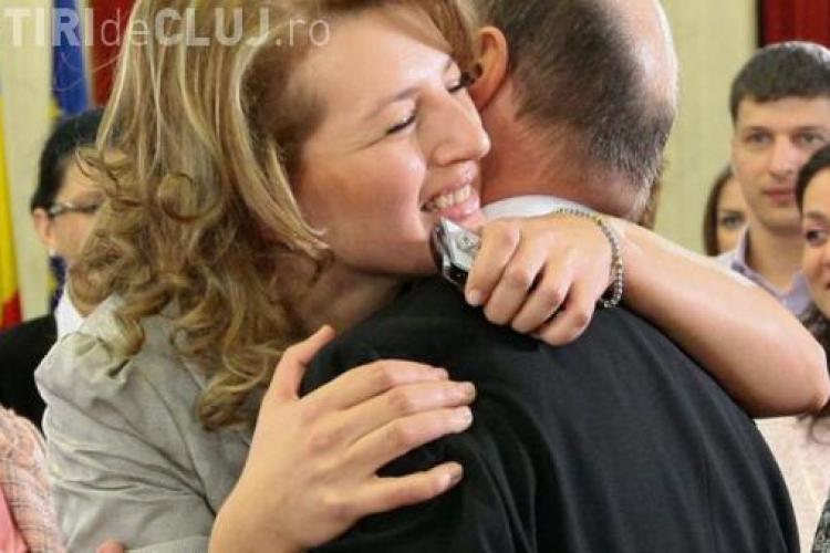 Fiica președintelui Traian Băsescu s-a căsătorit în secret la sfârșitul săptămânii