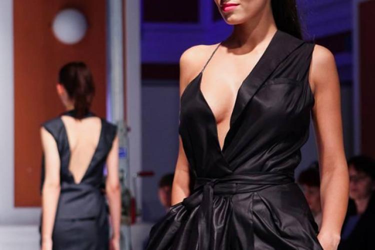 Fashion show la Zilele Clujului 2014 - FOTO