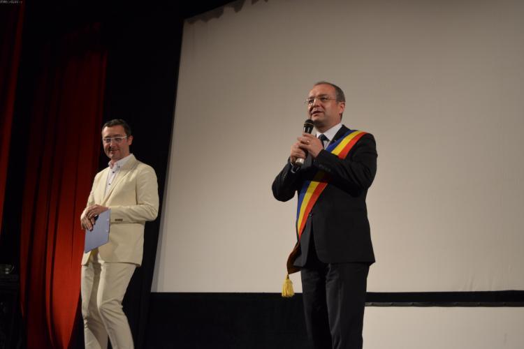 Emil Boc la TIFF: Vom lansa un fond local de susținere a cinematografiei - VIDEO